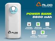 Aldo Power Bank 5600mAh